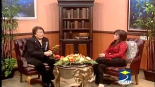 Trần Quốc Bảo phỏng vấn ca si Vy Vân part 1 (thang 3/2011)