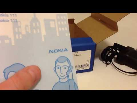 Nokia 113 unboxing and review