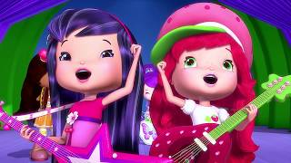 strawberry shortcake 🍓 on the road 🍓 berry bitty adventures girls show