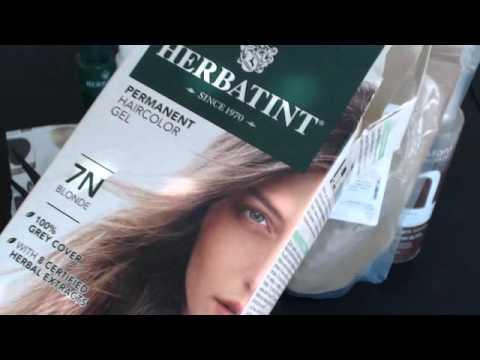 mon exprience avec les colorations vgtales henn biocoiff herbatint iherb naomie test - Coloration Herbatint