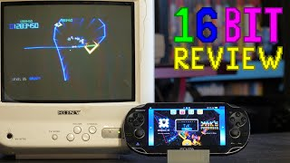 TxK Review; 16 Bit Video Game Review