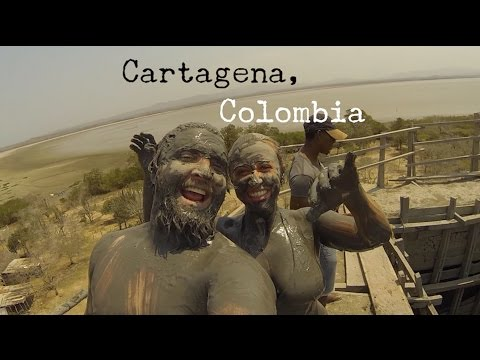 CARTAGENA - COLOMBIA - TRAVEL VLOG - The Adventures of Pip & Tobes