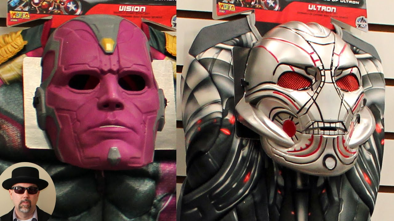 sc 1 st  YouTube & Avengers: Age of Ultron Halloween Costumes - YouTube