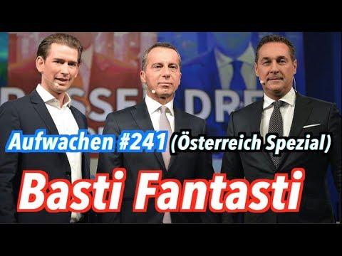 Aufwachen #241: Fatale Schlammschlacht in Österreich mit Kurz, Kern & Strache