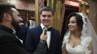 Ролик о том какой алкоголь будут выпивать на свадьбе Дениса и Алины