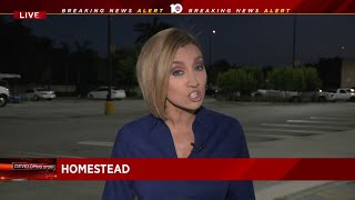 Miami-Dade police are investigating a body found in the truck of a ...