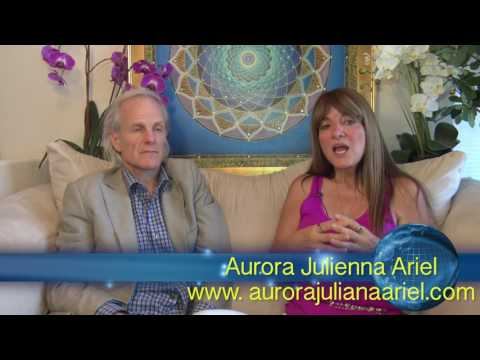 Bringing in the Ascension Codes with Aurora Julienna Ariel