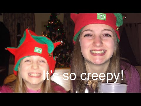 Recreating old Christmas Photos! | The 12 days of Christmas Day 11