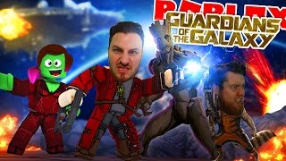 ROBLOX Adventure - GUARDIANS OF THE GALAXY!!!