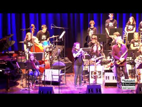 Sant Andreu Jazz Band - I don't mean a thing (15è BS Festival Mil·lenni)