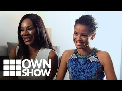 "Gugu Mbatha‑Raw and Amma Asante ""Belle"" Interview | #OWNSHOW | Oprah Online"