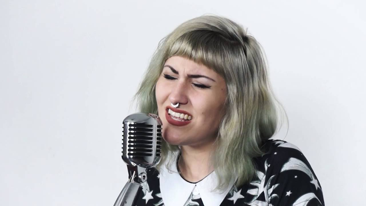 Chandelier - Aria Mey Cover - YouTube
