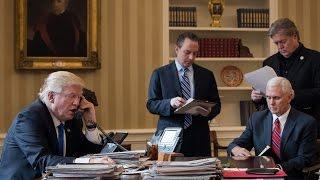 Who Runs Trump's White House?
