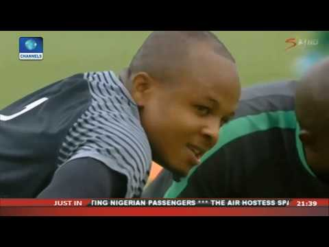 World Cup Qualifiers: 23 Super Eagles For Zambia Pt.1 |Sports Tonight|
