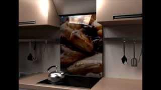 Кухонные фартуки из стекла 60х90 см(, 2014-03-03T08:00:31.000Z)