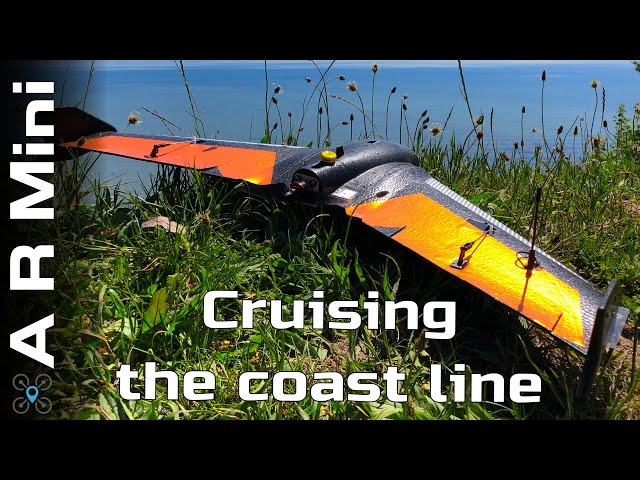 Cruising the coastline with a drained battery | Mini Ar Wing EP:05