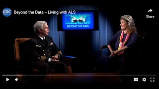 Beyond the Data -- Living with ALS