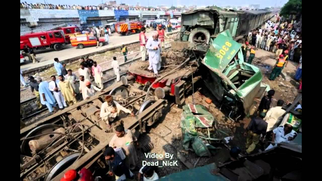 Аварии на железнодорожном транспорте видео фото 492-663