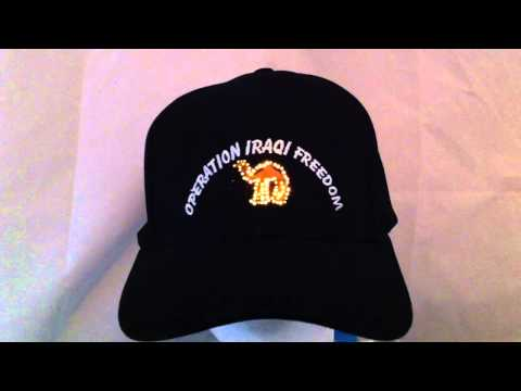 AIR FORCE HAT CAP OIF