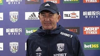 Tony Pulis Full Pre-Match Press Conference - West Brom v Watford - Premier League