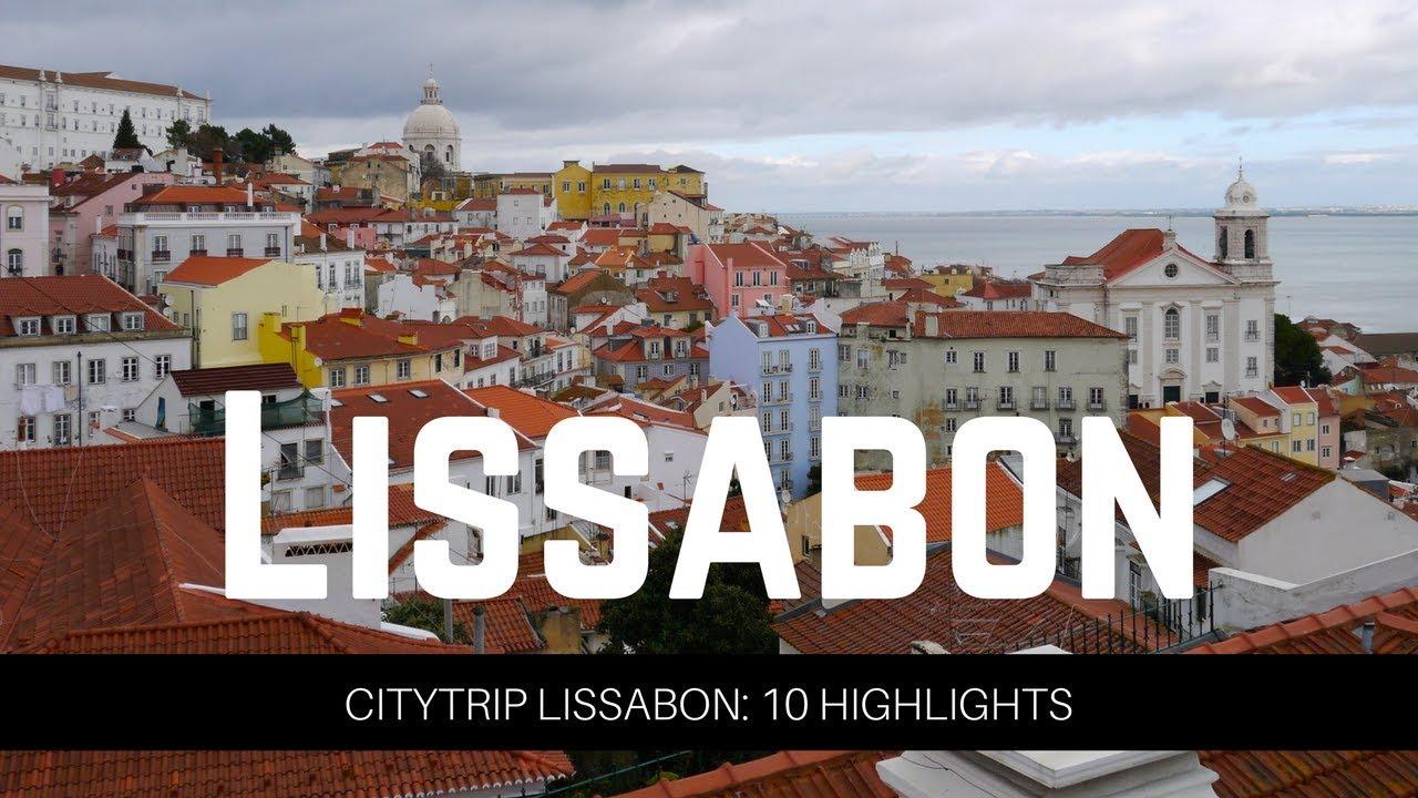 Lissabon Highlights