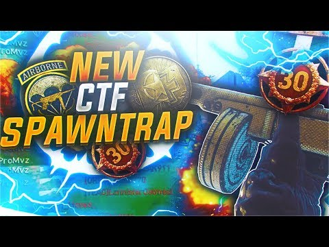 """COD WW2"" this new CTF SPAWNTRAP LIKE NUKETOWN 99% EFFECTIVE! (CALL OF DUTY WW2) (Vicious Medal)"