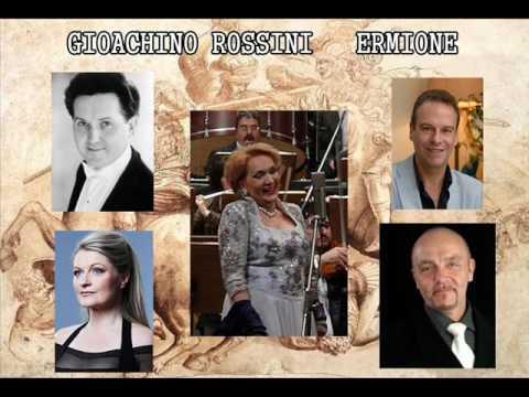 Gioachino Rossini-Act I Finale (Nelly Miricioiu, Justin Lavender, John Upperton...)