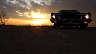Тест-драйв Chevrolet Impala 1973 v8 7.4л (обзор PitStopMD)