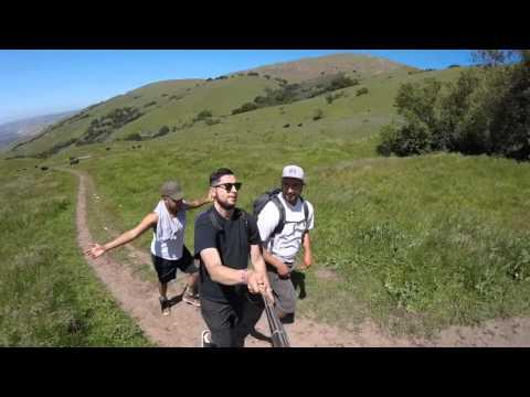 Mission Peak Hike, Fremont California