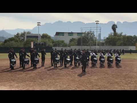 Banda de Guerra AZORES PDMU Diciembre 2017