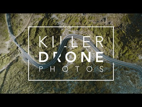 How to Take KILLER Drone Photos | DJI Mavic Pro Tutorial