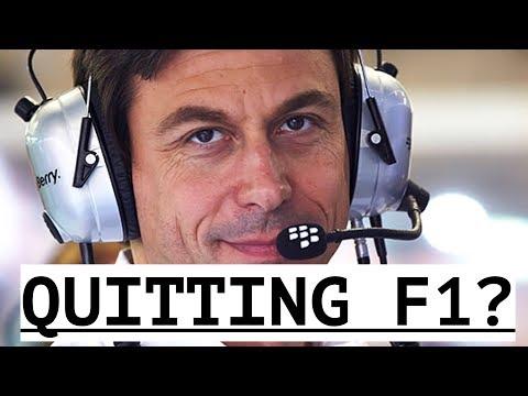 "Mercedes to Quit F1 - McLaren ""near our limit"" with Honda - Robert Kubica Returns - Massa in 2018"