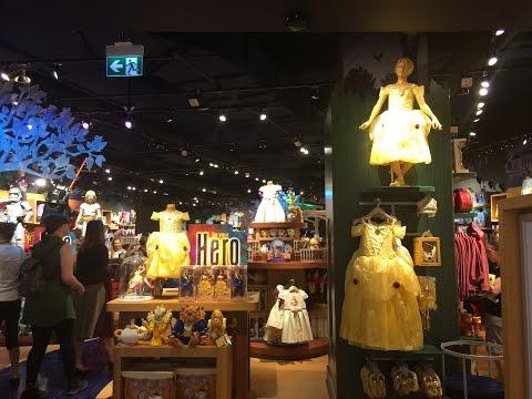 Tour du Disney Store Ottawa - Bella Isabella WDW