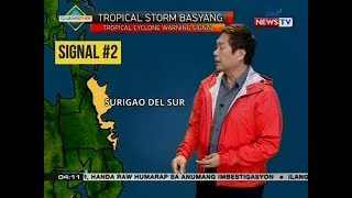BP: Weather update as of 4:11 p.m. (February 12, 2018)