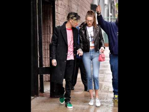 Zayn Malik and Gigi Hadid out in New York City