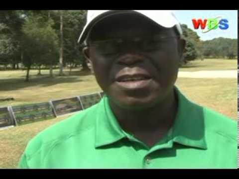 2009 Uganda Open winner Peter Ssenduala