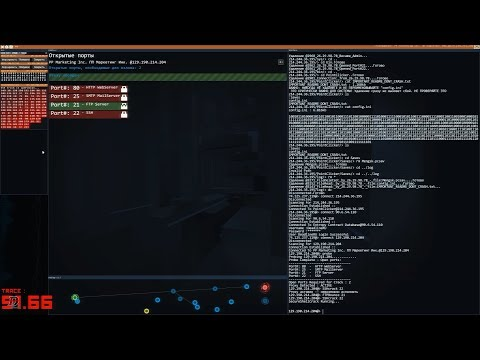 HACKNET ► Почувствуй себя хакером! ► ОБЗОРЫ