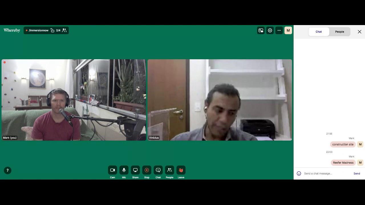 Legalização da Maconha (Marijuana legalization - In English)- Mark Bowen e Vinícius Reis