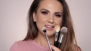 My Favourite Makeup Brushes + GIVEAWAY My Favourite Products | Ali Andreea