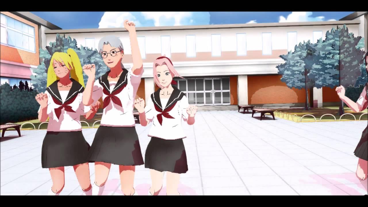 Girls Sakura sexy naruto