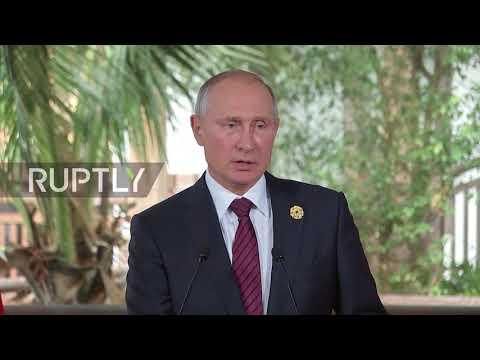 Vietnam: Putin envisions shared future for 'digital economy' at APEC 2017
