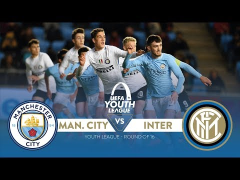 Manchester City vs. Inter 1-1 (4-3 a.p.) | Highlights UEFA Youth League