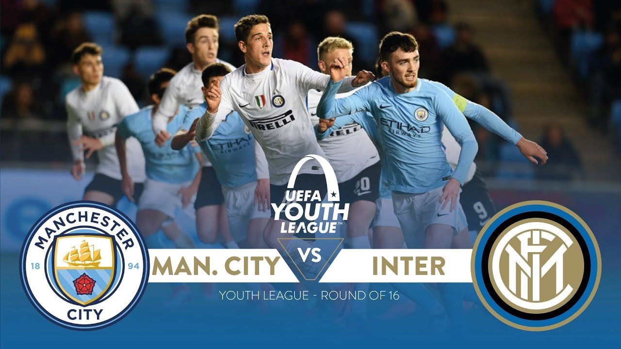 manchester city vs inter 1 1 4 3 a p highlights uefa youth