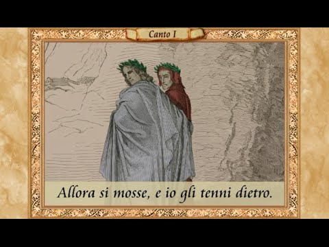 La Divina Commedia in PROSA - Inferno, canto I (1)