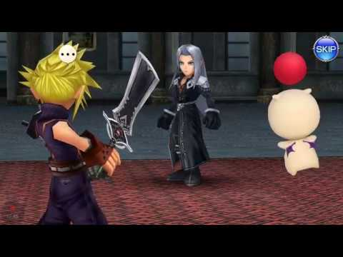 #DFFOO 211 - One Winged Angel Event! Sephiroth Descends...