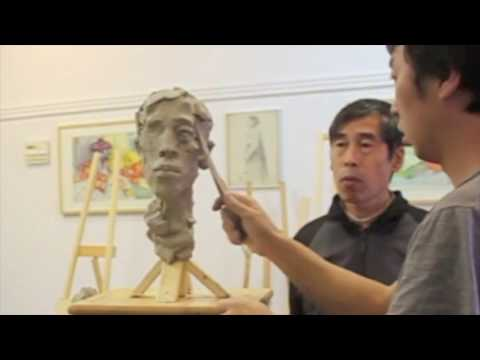Sculpt with Ben - Real Time Clay Portrait Sculpture