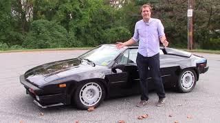 Lamborghini Jalpa 1985 года:  всесторонний обзор thumbnail