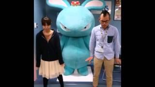 ナック5ごごもんずの番組内でバレンタインで三遊亭鬼丸さんと横田かお...