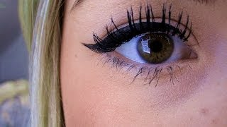 How to: Perfect winged eyeliner tutorial
