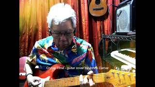Crying Time - guitar cover by Johny Damar